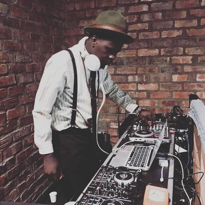 Asanda DJ TwoBurner